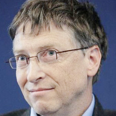 Bill Gates (William Henry Bill Gates III)