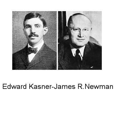 Edward Kasner- James Roy Newman